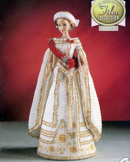 Платье Великой княжны Анастасии. Крючком