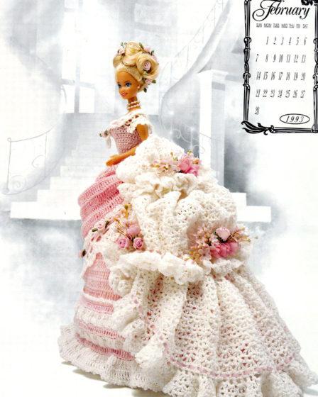 """Платье """"Мисс Февраль 1993 год"""""""