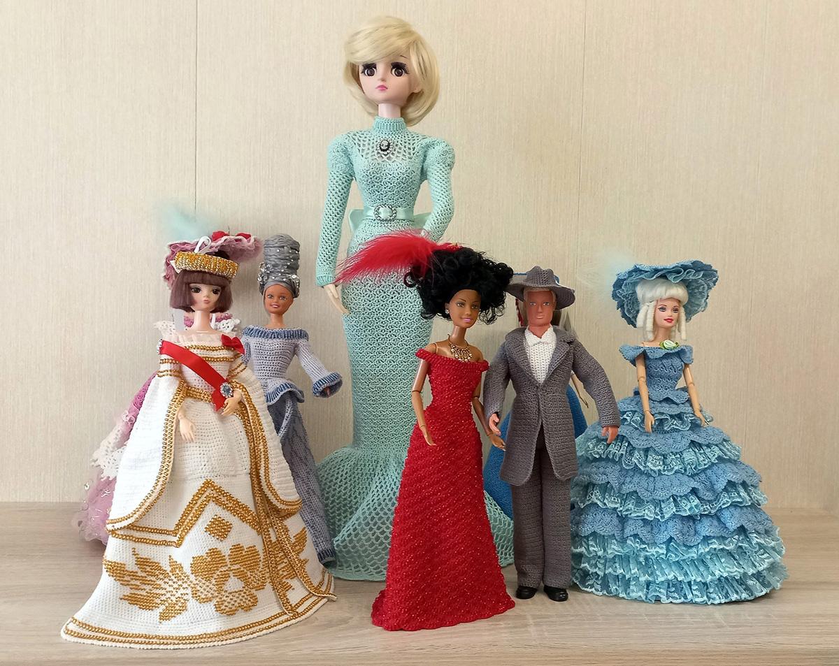 Куклы Ольги Орловой